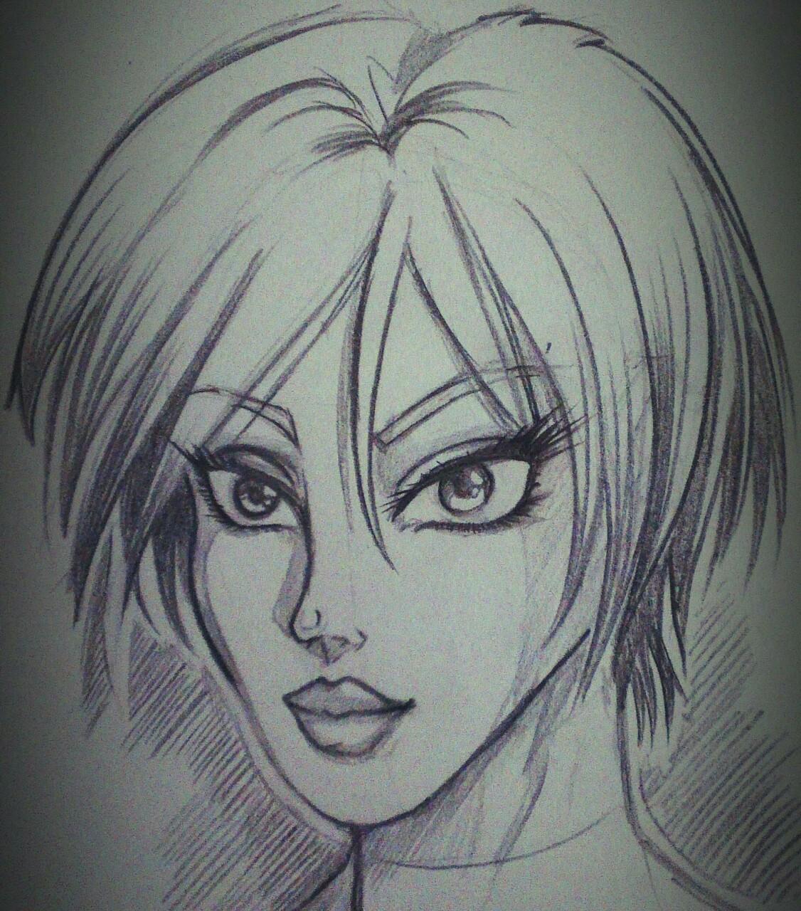 Manga Character