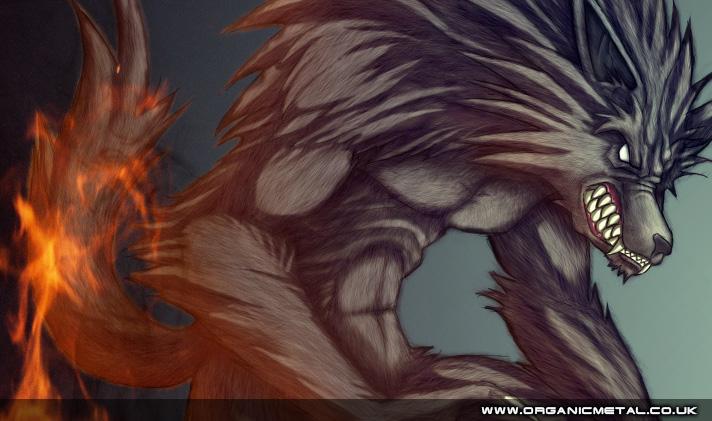 anime werewolf