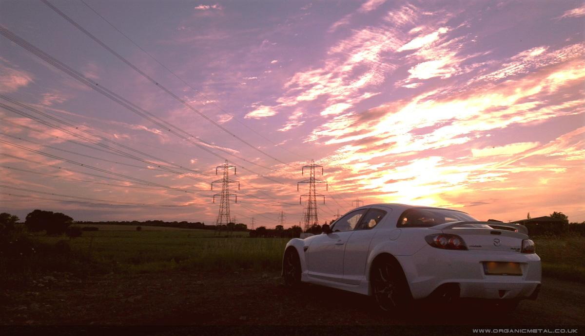 Mazda RX8 2