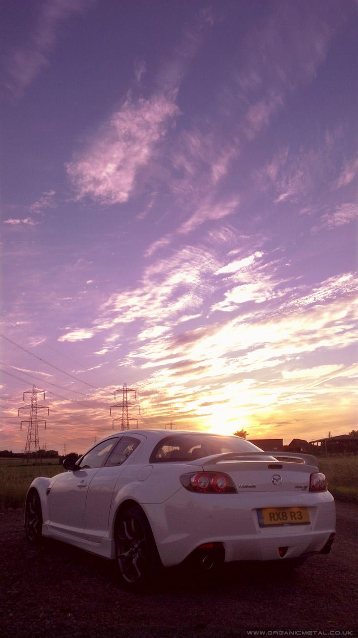 Mazda RX8 1