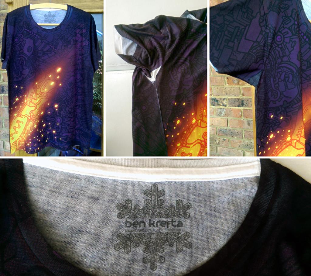 Tshirt doodle photo2
