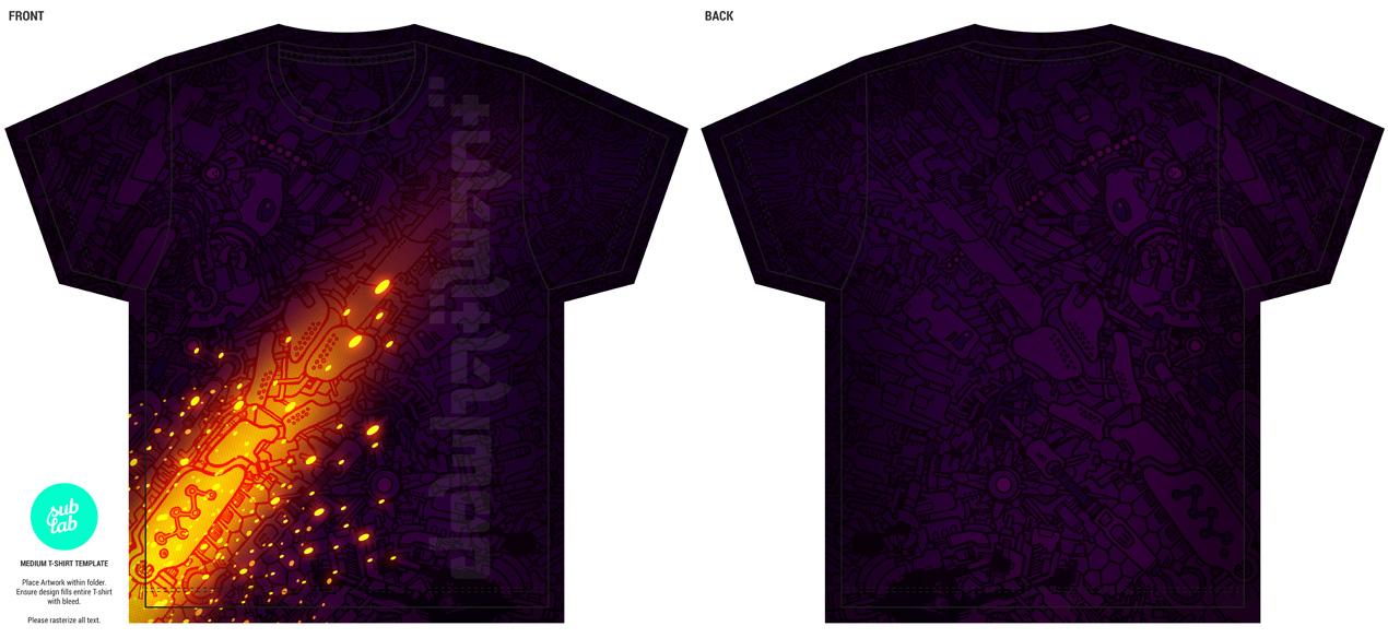 Tshirt doodle design1
