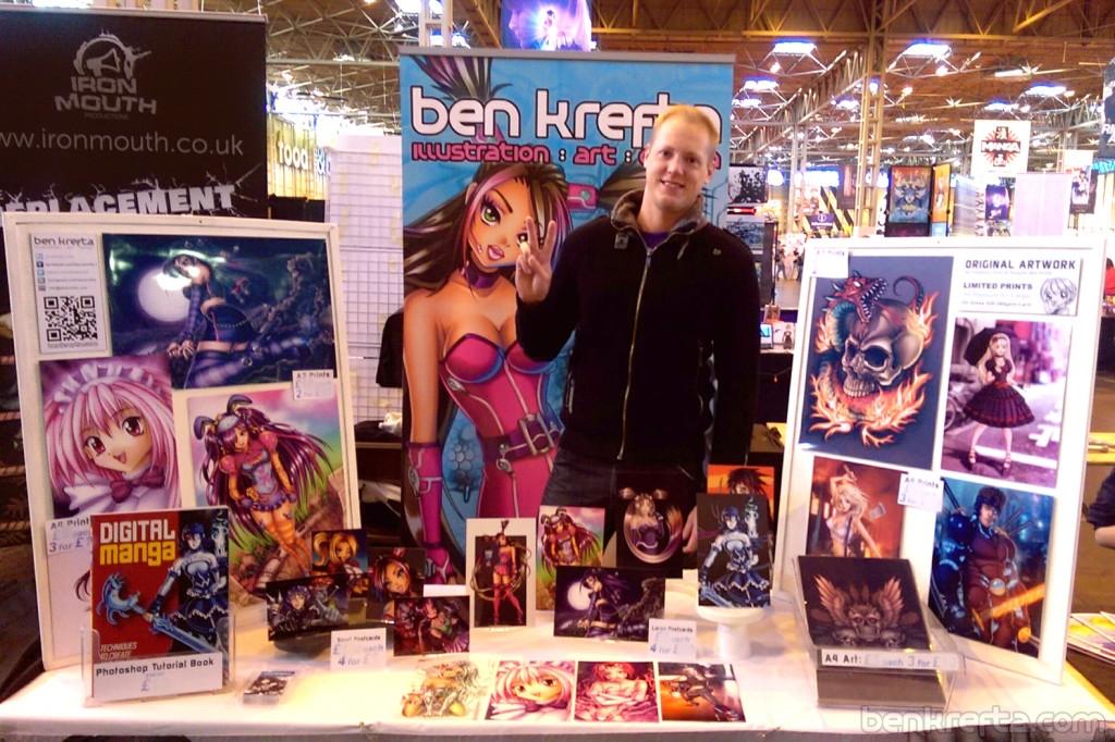 Comiccon Artist
