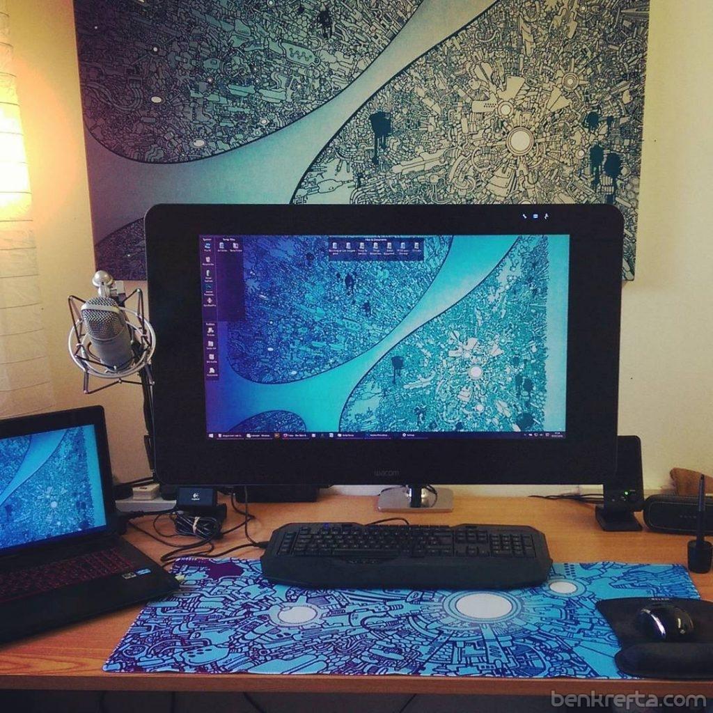 Ben Krefta Desktop