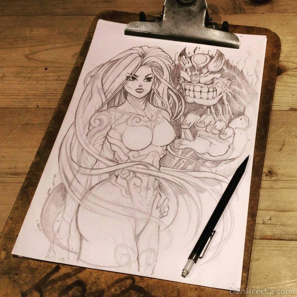 Sketchbookart