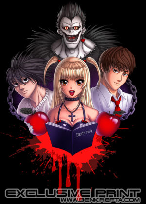 Death Note Print