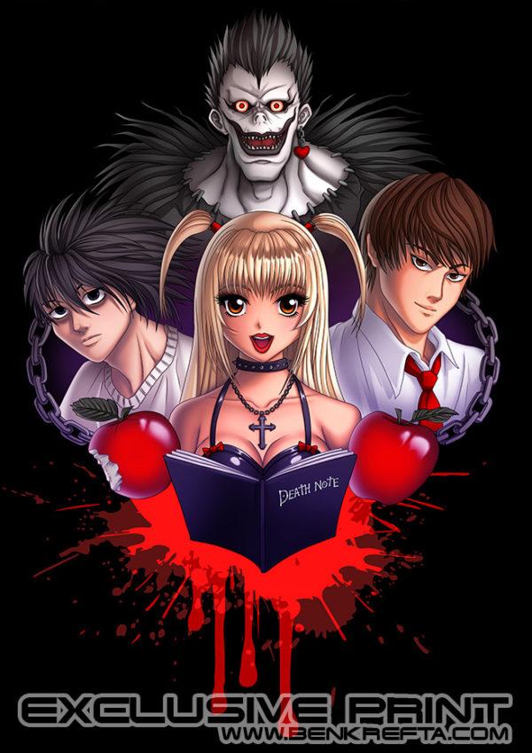 Death Note Print