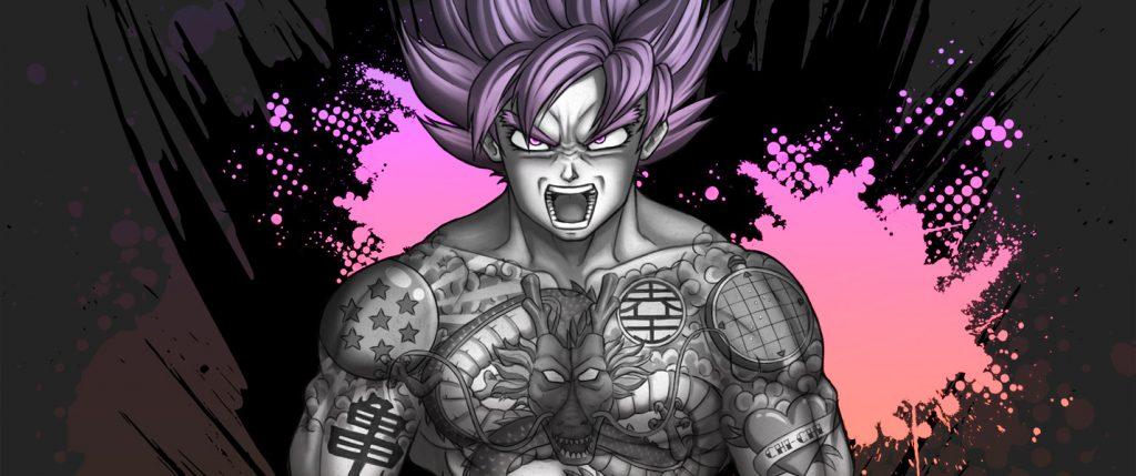 Goku banner
