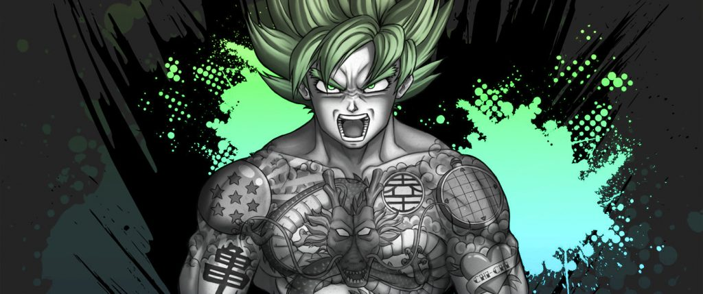 Goku banner2