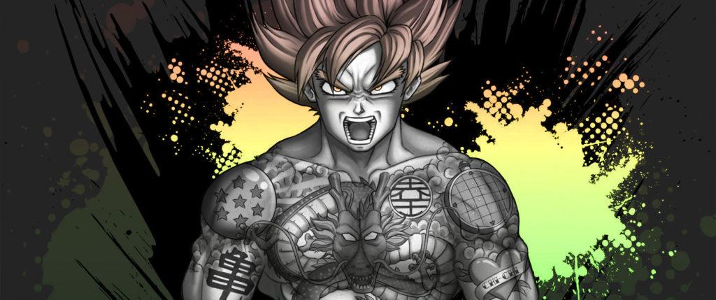 Goku banner3