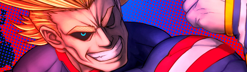 all might banner