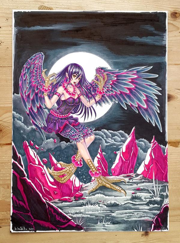 Harpy art 1