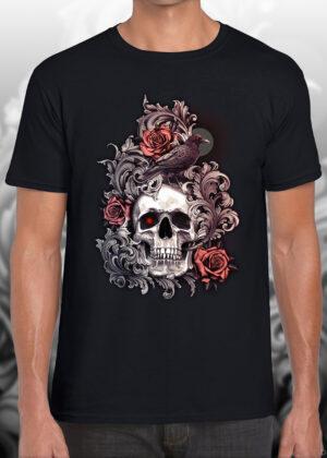 SHIRTMockup1M_skullroses