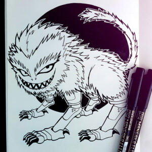 MonsterSketch