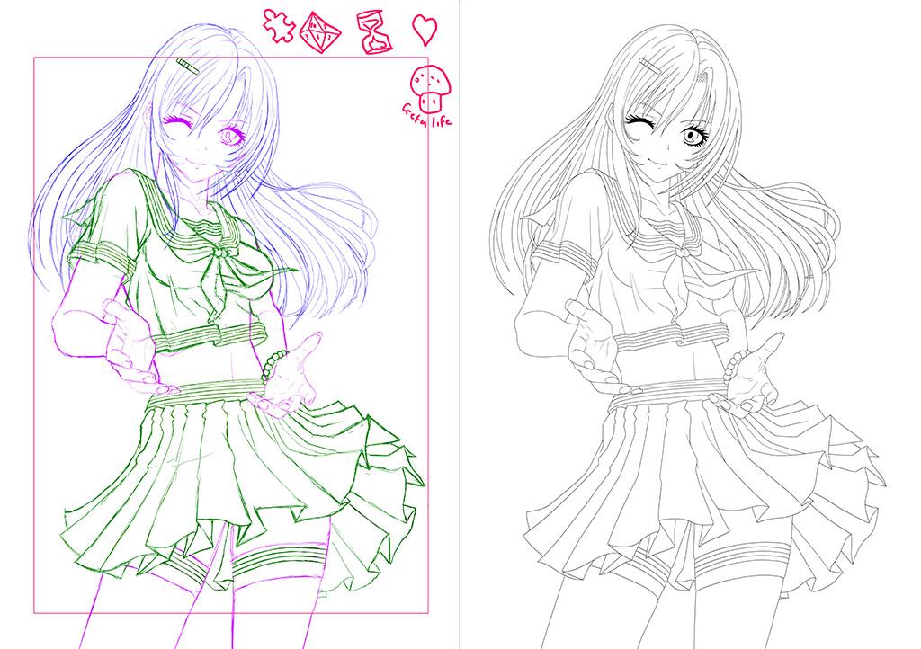 getalife sketch