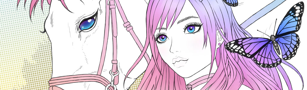 Unicorn Manga Blog Pic
